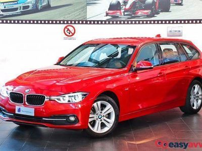 käytetty BMW 318 d Touring Sport - NAVI/LED/CRUISE