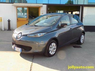 usata Renault Zoe flex 92 cv full electric