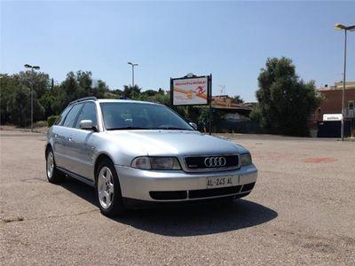 usata Audi A4 1.8 turbo cat Avant quattro
