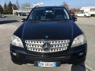 usata Mercedes ML320 CDI Sport 4 MATIC