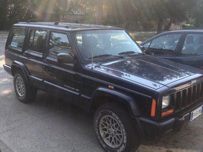 begagnad Jeep Cherokee 2ª serie - 1998