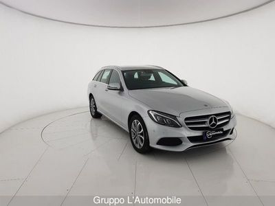 usata Mercedes 220 Classe C Classe C-S205 2014 SW C SWd (BT) Sport auto
