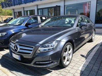 used Mercedes CLS350 CDI BlueEFFICIENCY usato