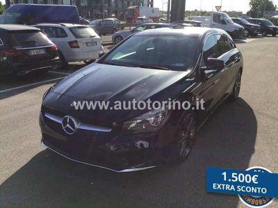 usata Mercedes 180 Classe CLA Sh.Brake - X117 D 180 SBSport auto FL
