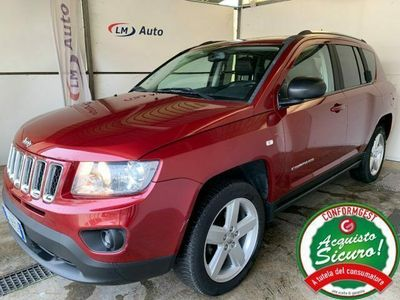 usata Jeep Compass 2.2 CRD Limited rif. 12688184