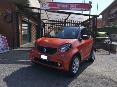 used Smart ForTwo Coupé Fortwo70 1.0 twinamic Passion