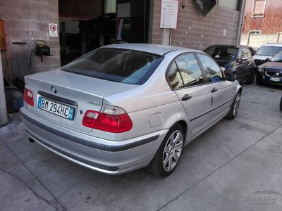 usata BMW 2000 Serie 3 (E46) -1.8 benzina euro 3