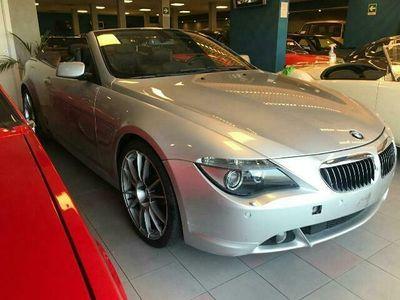 usata BMW 645 Cabriolet Serie 6 (E63/E64) cat