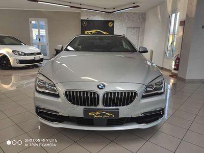 usata BMW 640 Cabriolet Serie 6 (F12/F13) Msport Edition