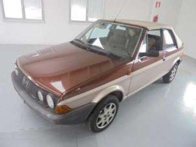 usata Fiat Ritmo cabrio - bertone motore e meccanica nuova benzina