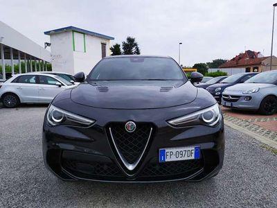 usata Alfa Romeo Stelvio 2.9 Bi-Turbo V6 510 CV AT8 Quadrifoglio Verde