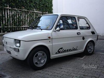 usata Fiat 126 gp giannini originale - 1984