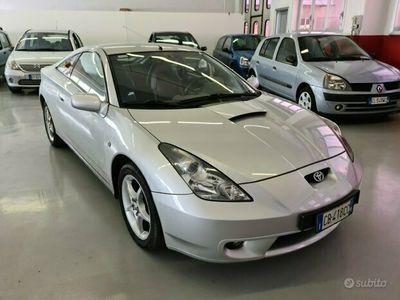 usata Toyota Celica 1.8 BENZINA 143 CV 105 KW 0TTIMO ST