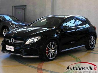 usata Mercedes GLA45 AMG AMG 2.0T 360CV 4MATIC 7G-DCT
