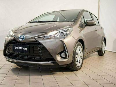 usata Toyota Yaris 1.5 Hybrid 5 porte Business
