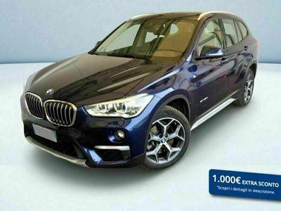 usata BMW X1 X1sdrive20d xLine auto