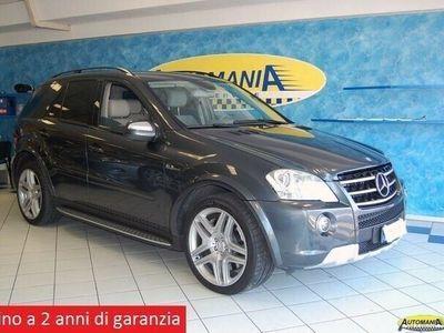 usata Mercedes ML63 AMG AMG