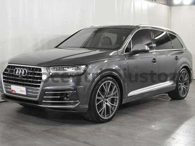usata Audi SQ7 S 4.0 V8 tdi Business Plus quattro 7p.ti tiptronic