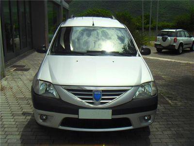 usata Dacia Logan 1.6 GPL 7 posti Lauréate