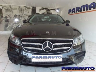 used Mercedes 350 Classe E Station Wagond Auto Exclusive usato