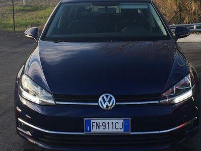 usata VW Golf 1.6 TDI 115 CV 5p. Business BlueMot