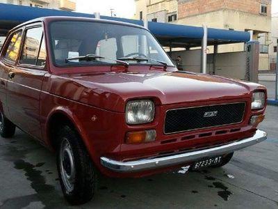 second-hand Fiat 127 - Anni 70