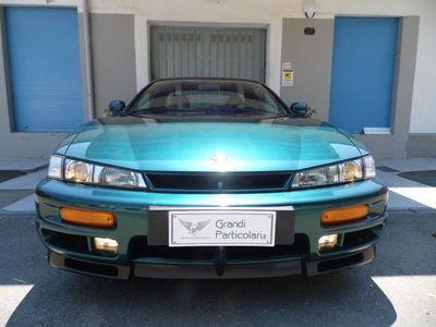 usata Nissan 200 SX 200SX Silvia Uniproprietario Service book 42000km