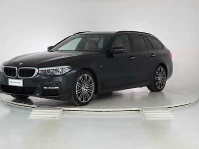 używany BMW 520 Serie 5 Touring d Msport nuova a Settimo Torinese