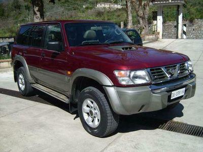 usata Nissan Patrol 3.0 TD Di 5p. Luxury Wagon