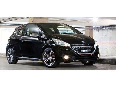 usado Peugeot 208 1.6 THP 200 CV 3 porte GTi