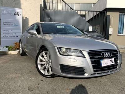 usata Audi A7 SPB 3.0 V6 TDI 245 CV clean diesel quattro S troni Diesel