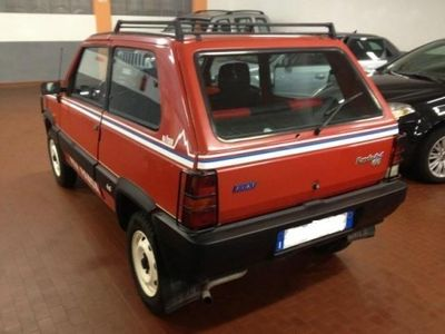 sold fiat panda 4x4 4x4 val d 39 ise used cars for sale. Black Bedroom Furniture Sets. Home Design Ideas