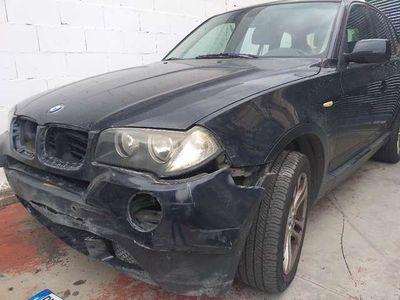 usata BMW X3 2.0d cat Automatica