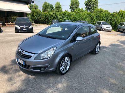 """used Opel Corsa 1.3 CDTI 90CV 3 porte Sport """" NEOPATENTATI """""""