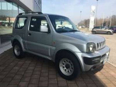 usata Suzuki Jimny 1.3i 16V cat 4WD JLX Più Benzina