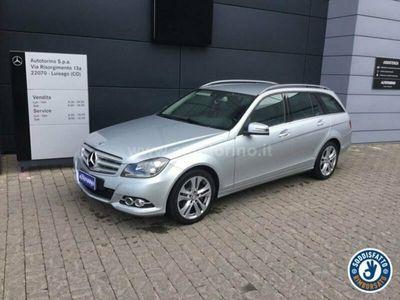 usata Mercedes 220 Classe C SW C SWcdi (BE) Avantgarde