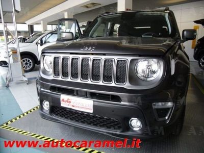 usata Jeep Renegade 1.6 Mjt 120 CV Limited nuovo