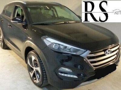 usata Hyundai Tucson 2.0 CRDI 136 CV PELLE NAVI TELECAMERA CERCHI '19