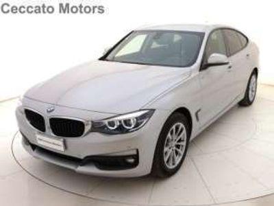 usata BMW 318 Gran Turismo Serie 3 G.T. (F34) d Business Advantage aut.