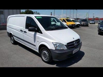 begagnad Mercedes Vito 116 DF LONG