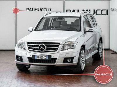 usata Mercedes GLK320 Allestimento Sport 3.0 Diesel 224cv