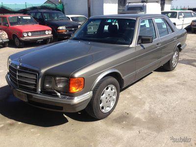 usata Mercedes 500 se - 1985