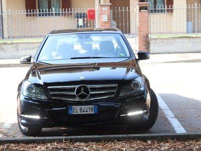 usata Mercedes C220 CDI BlueEFFICIENCY Avantgarde