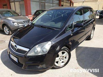 käytetty Opel Zafira 1.6 16V Twinport Cosmo