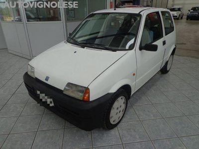gebraucht Fiat Cinquecento 900i cat del 1995 usata a Vignola