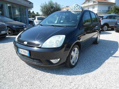 usata Ford Fiesta 1.4 TDCi 5p. Zetec