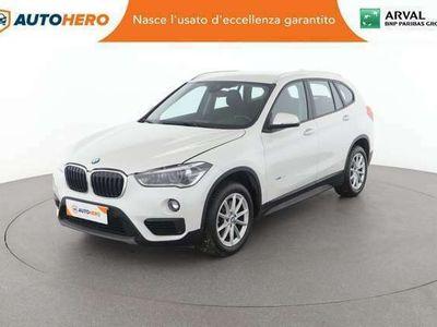 usata BMW X1 xdrive20d advantage - consegna a casa gratis