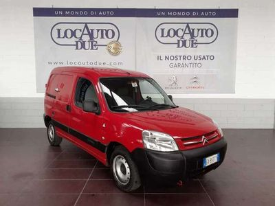 usata Citroën Berlingo 1.4 Bi Energy M 20 First Van - METANO - POCHI CHIL