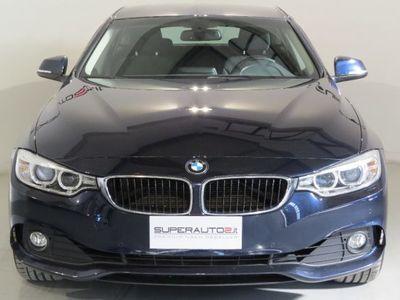 usata BMW 430 Serie 4 Gran Coupé d xDrive usato