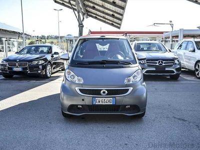 usata Smart ForTwo Cabrio 2007 cabrio Benz. 1.0 mhd Passion 71cv FL
